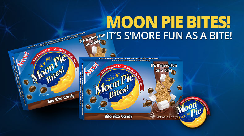 MoonPie® Bites are Here!